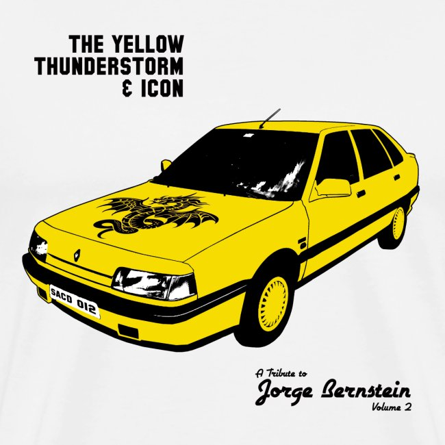 The Yellow Thunderstorm & Icon Enfant