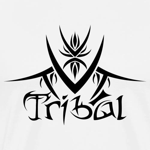Motif Tribal 1 - T-shirt Premium Homme