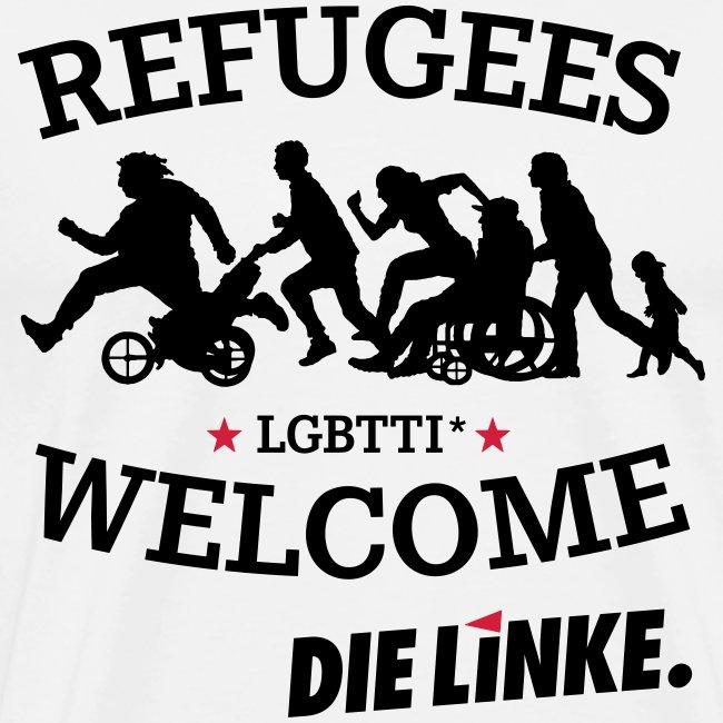 Refugees welcome kleiner