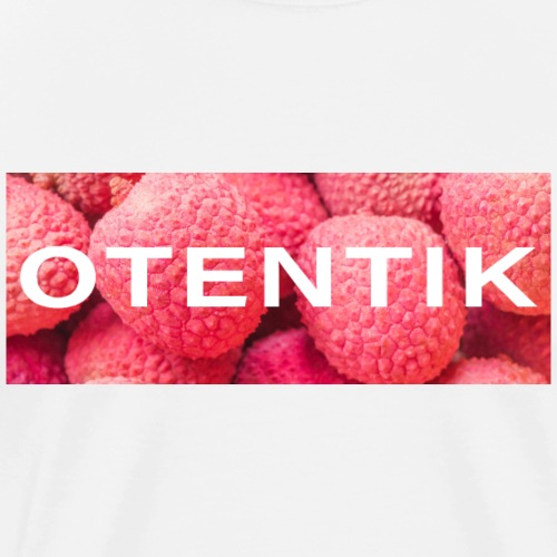 Modèle OTENTIK Letchi - T-shirt Premium Homme