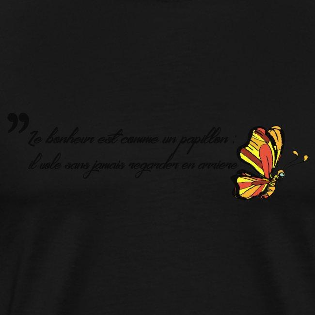 Papillon de bonheur