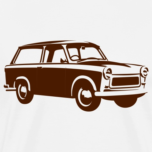 Trabant 601 Kombi - Men's Premium T-Shirt