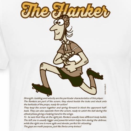 Flanker_Marplo - Maglietta Premium da uomo