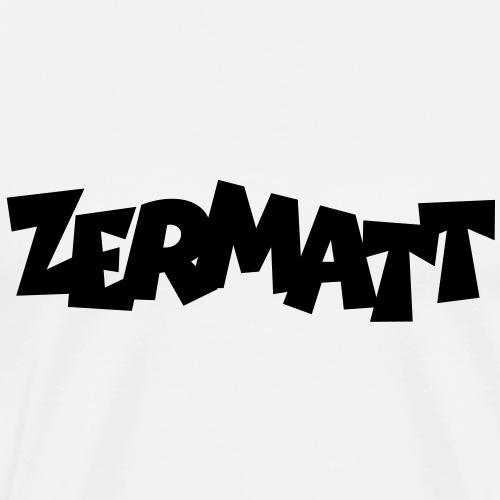 Zermatt - Männer Premium T-Shirt