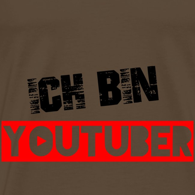 Ich bin Youtuber!
