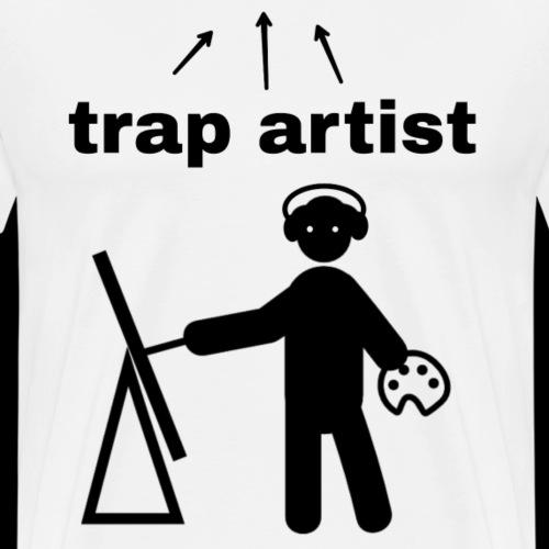 Trap Artist - Camiseta premium hombre