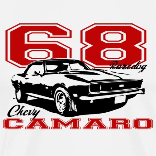 68 camaro sixty eight - Herre premium T-shirt