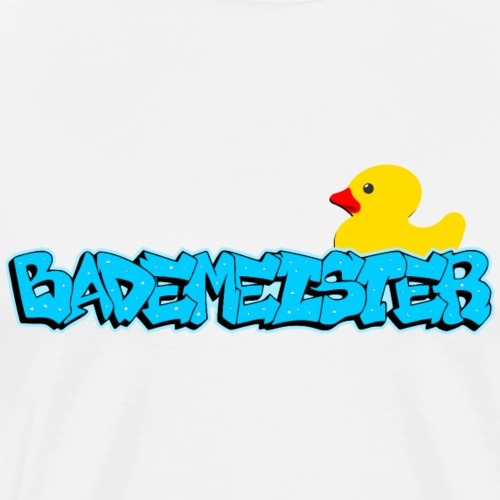 Bademeister - Männer Premium T-Shirt