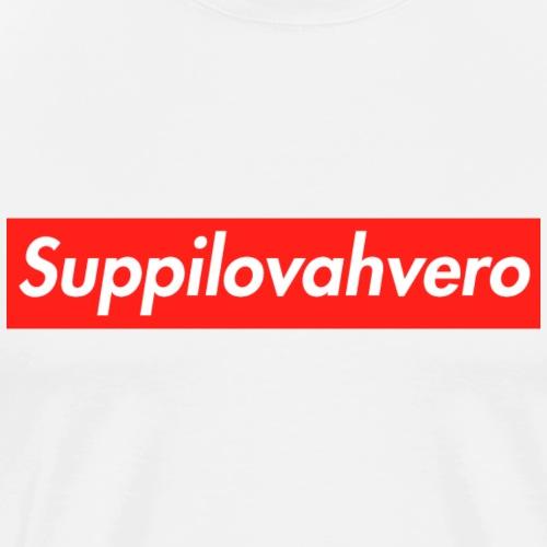 Suppilovahvero - Miesten premium t-paita