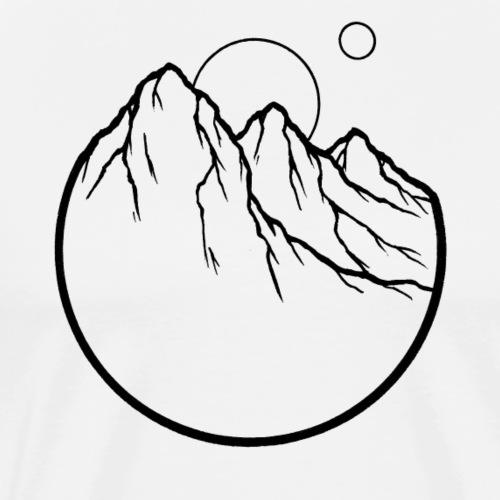 67 - T-shirt Premium Homme