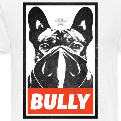 Bully Streetart - Männer Premium T-Shirt