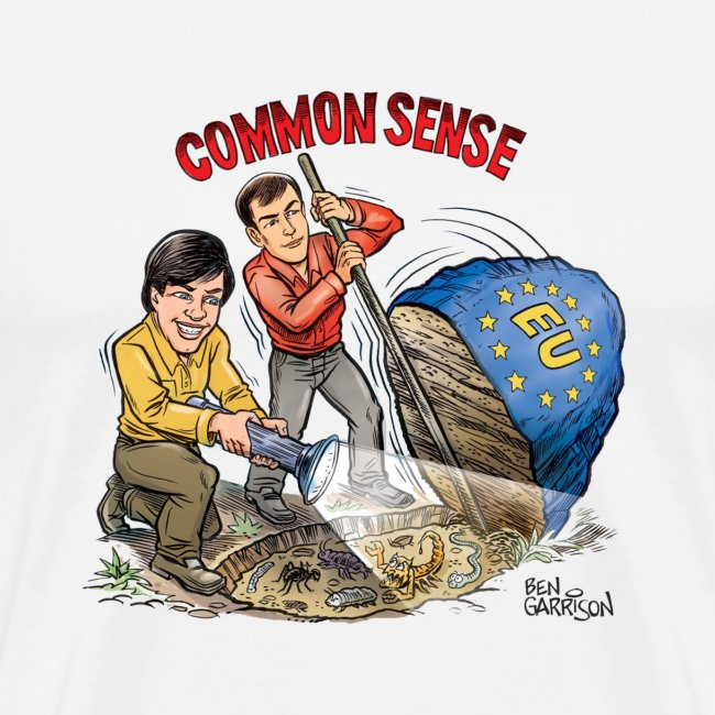 The Ben Garrison Cartoon