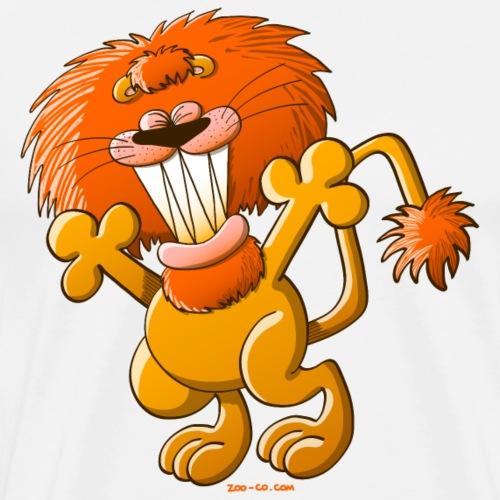 Cool Lion - Men's Premium T-Shirt