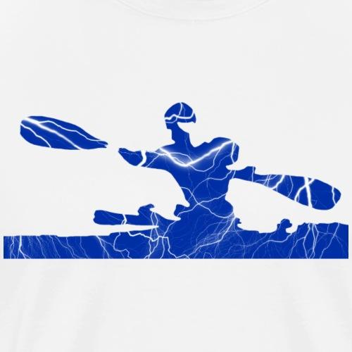 Paddler lightning - Camiseta premium hombre