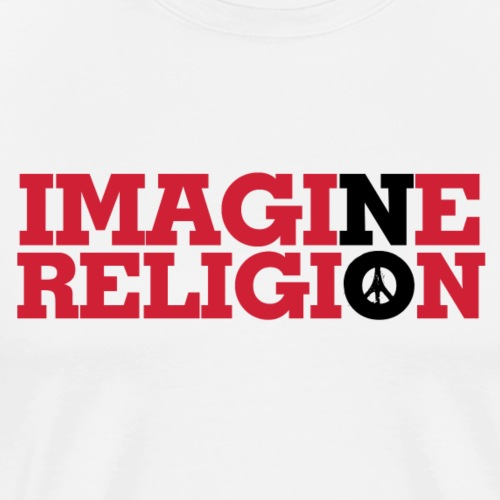 imagine png - Herre premium T-shirt