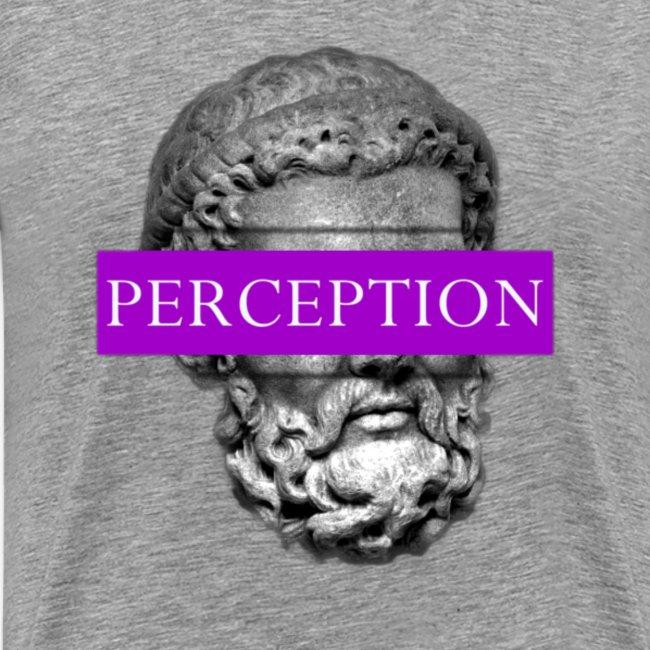 TETE GRECQ PURPLE - PERCEPTION CLOTHING