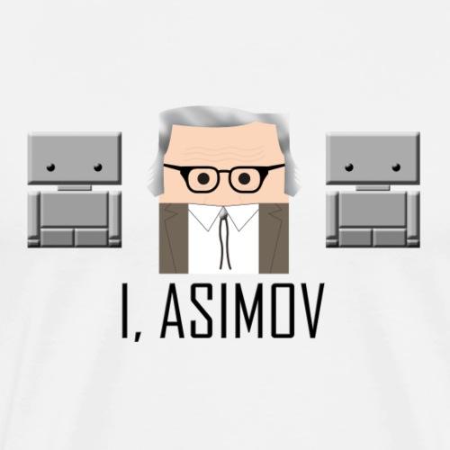 I, Asimov - Maglietta Premium da uomo