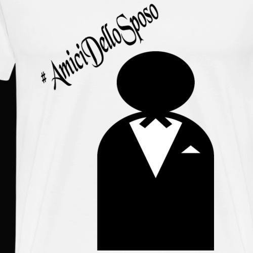 Amici Dello Sposo 1 - Maglietta Premium da uomo