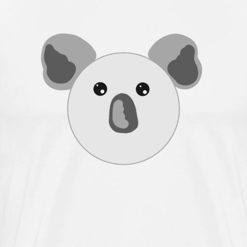 Koala Koalabär   Design Zeichnung - Männer Premium T-Shirt