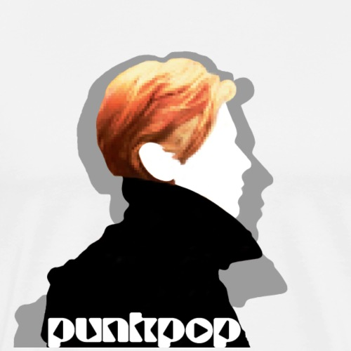 Low PunkPop - Maglietta Premium da uomo