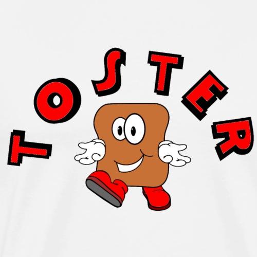 Toster - Men's Premium T-Shirt