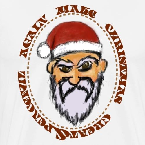 christmas tshirt - T-shirt Premium Homme