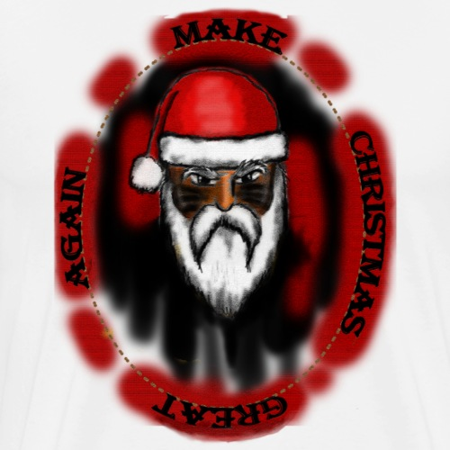 make christmas great again - T-shirt Premium Homme