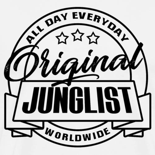 Original Junglist WORLDWIDE