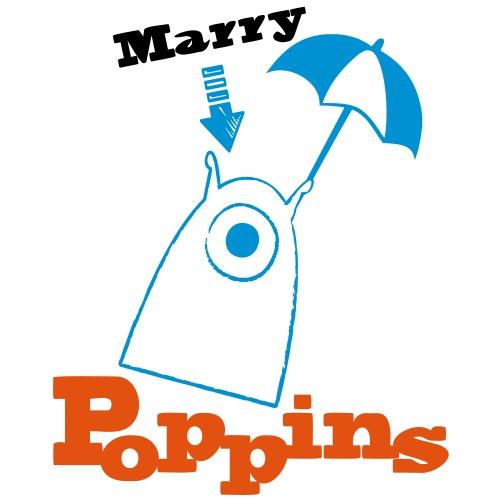 Marry Poppins - Männer Premium T-Shirt