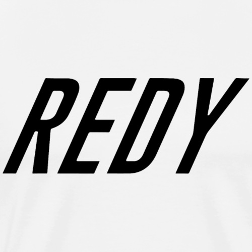 redy basic noir - T-shirt Premium Homme