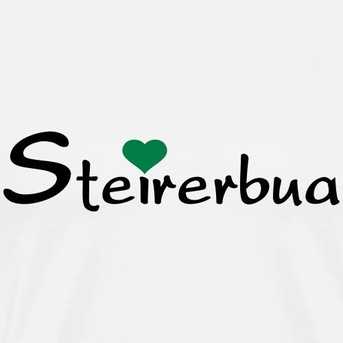 Steirerbua - Männer Premium T-Shirt