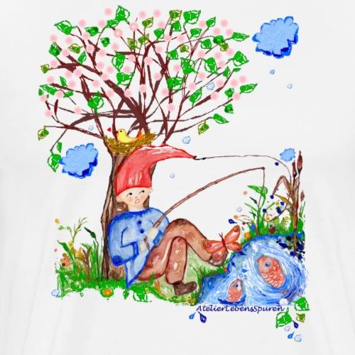 FischersFreude - Männer Premium T-Shirt