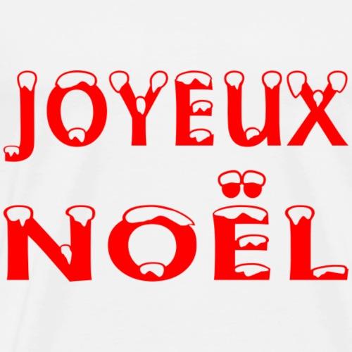 Joyeux Noël - Men's Premium T-Shirt