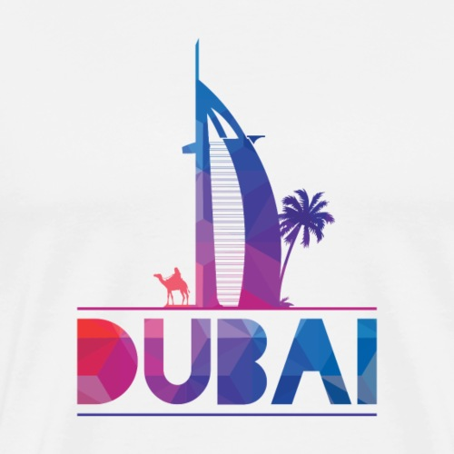 Dubai - T-shirt Premium Homme