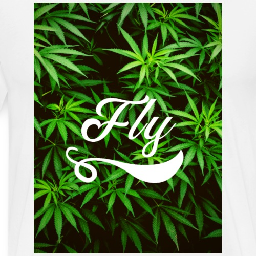 Fly by Oak - Männer Premium T-Shirt