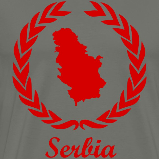 "Connect ExYu ""Serbia"" Red Editon"