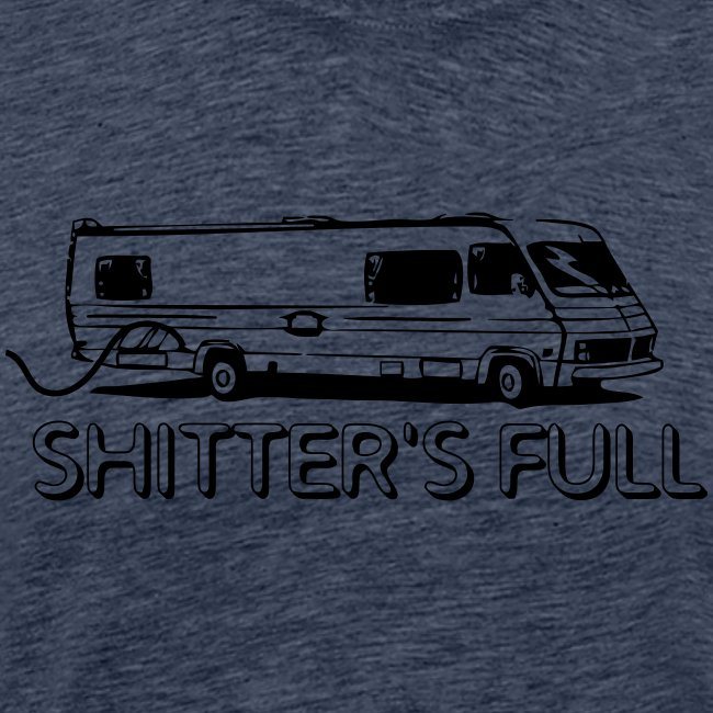 shitters full