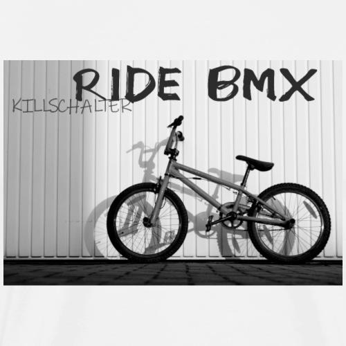 Ride BMX 9BX01 - Men's Premium T-Shirt