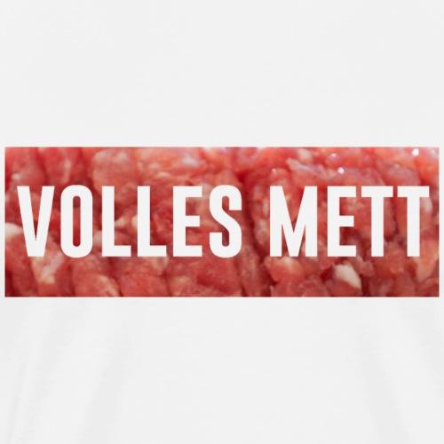 Volles Mett - Männer Premium T-Shirt