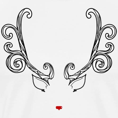 Rudolph - T-shirt Premium Homme