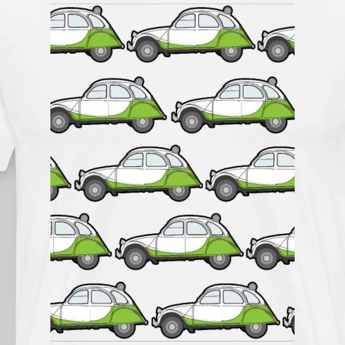 2CVs - Männer Premium T-Shirt
