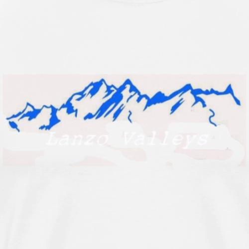 Lanzo Valleys - Maglietta Premium da uomo