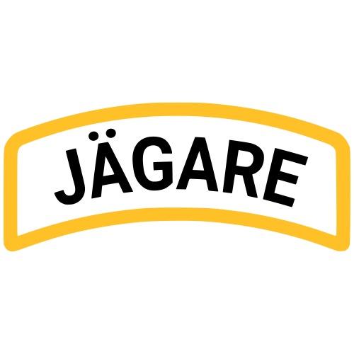 Båge - Jägare - Premium-T-shirt herr