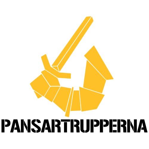 Pansartrupperna - Premium-T-shirt herr