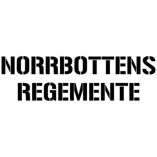Norrbottens Regemente - Premium-T-shirt herr