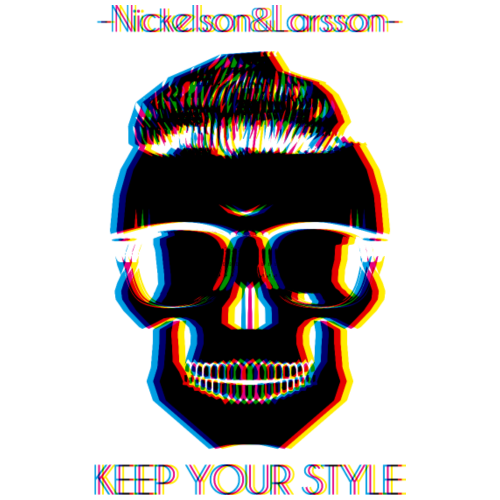 skull cmyk - Männer Premium T-Shirt