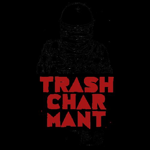 Trash Charmant Astronaut - Männer Premium T-Shirt