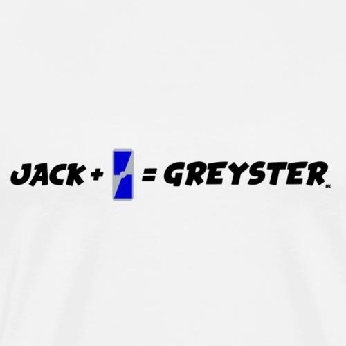 jack + = greyster - T-shirt Premium Homme