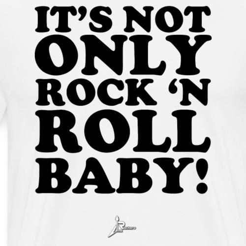 Only Rock - Camiseta premium hombre