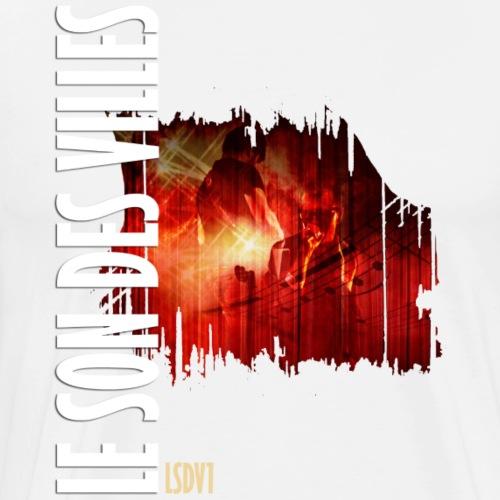 Le Son Des Villes : Live - T-shirt Premium Homme